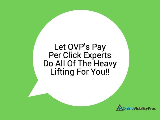 Google Pay Per Click Business Marketing
