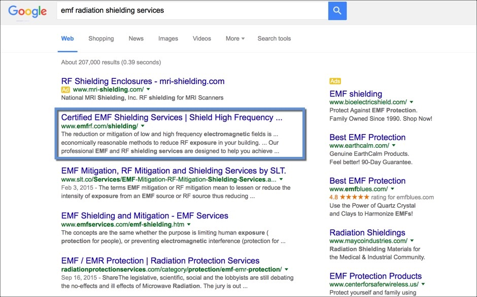 National SEO For Service Business