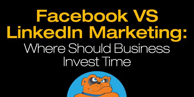 is facebook better than linkedin