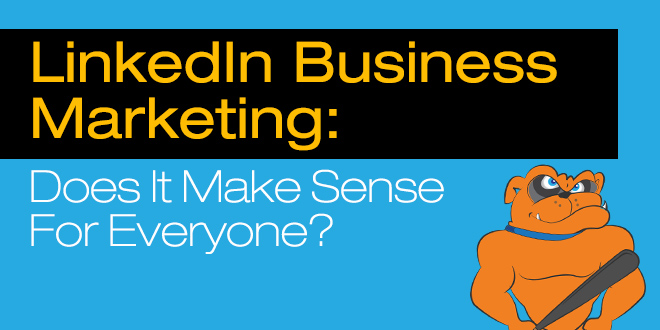 Linkedin Business Marketing Tips