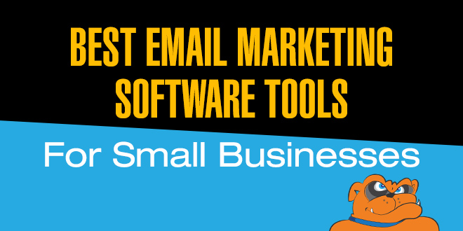 best small business email marketing
