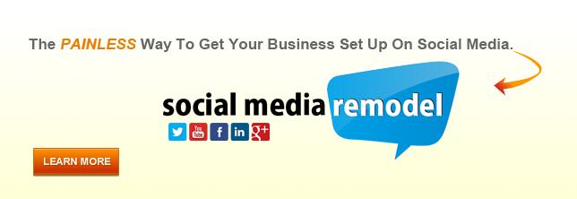 social media remodel