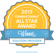 2013 Constant Contact Solution Provider All Star