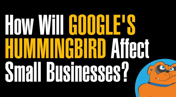 How Will Google's New Hummingbird Algorithm Affect Small Business?