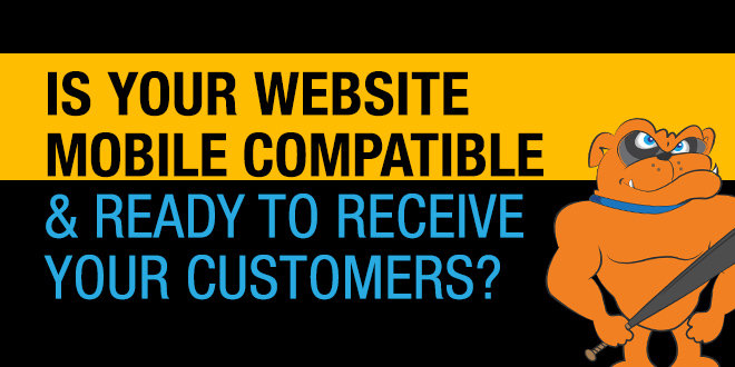Is Your Website Mobile Compatible