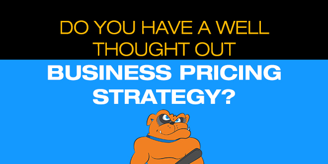 business pricing strategy