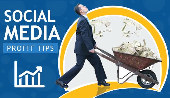 lead generation social media tips