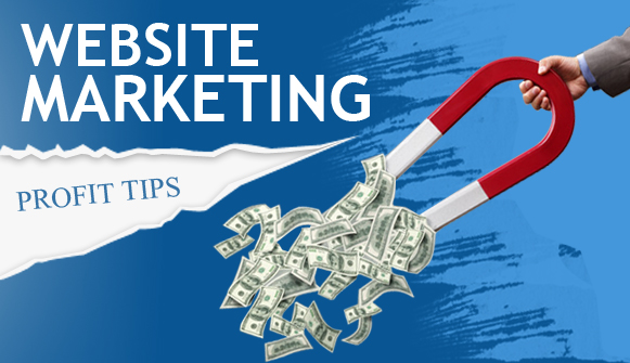 lead generation website marketing tips