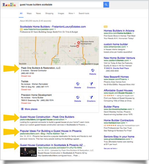 general contractor seo lead generation