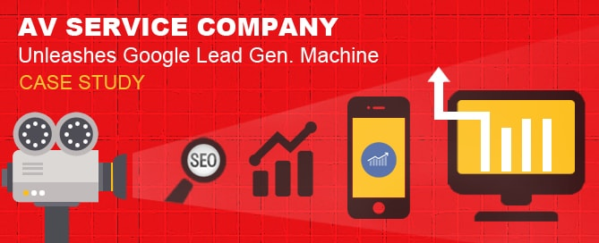 google seo lead generation for contractor