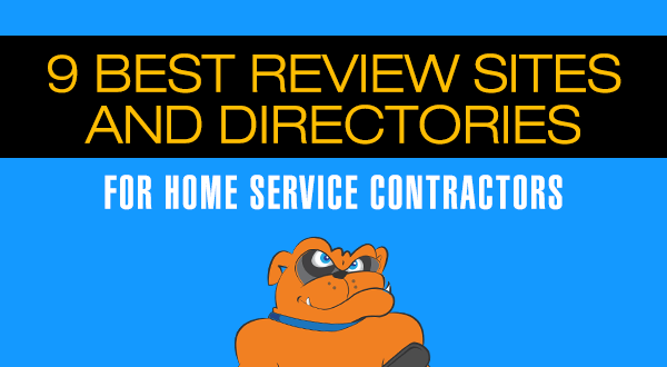 9 Best Review Sites and Directories for Home Service Contractors