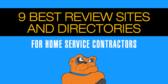 9 Best Home Service Business Review Sites & Directories For Contractors