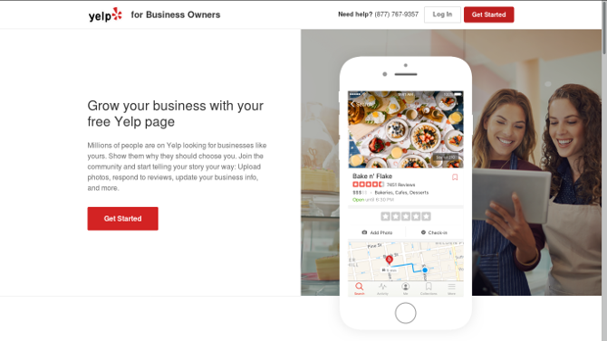 yelp for business | Online Visibility Pros