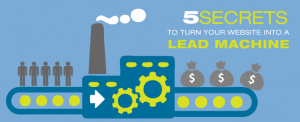 5 Secrets to Turn Your Website into a Lead Machine