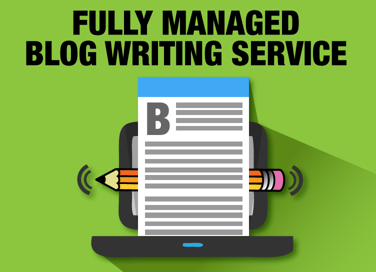 Fully Managed Blog Writing Service