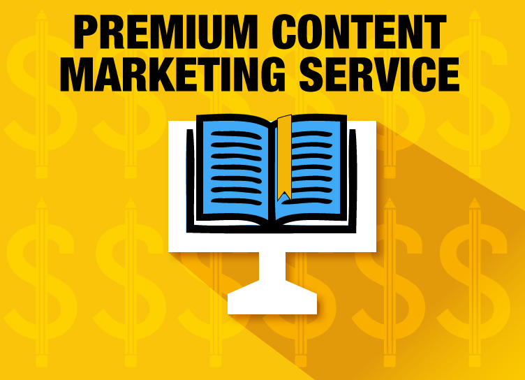 Premium Content Marketing Service