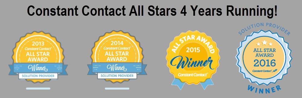 Constant Contact All Stars 4 Years Running