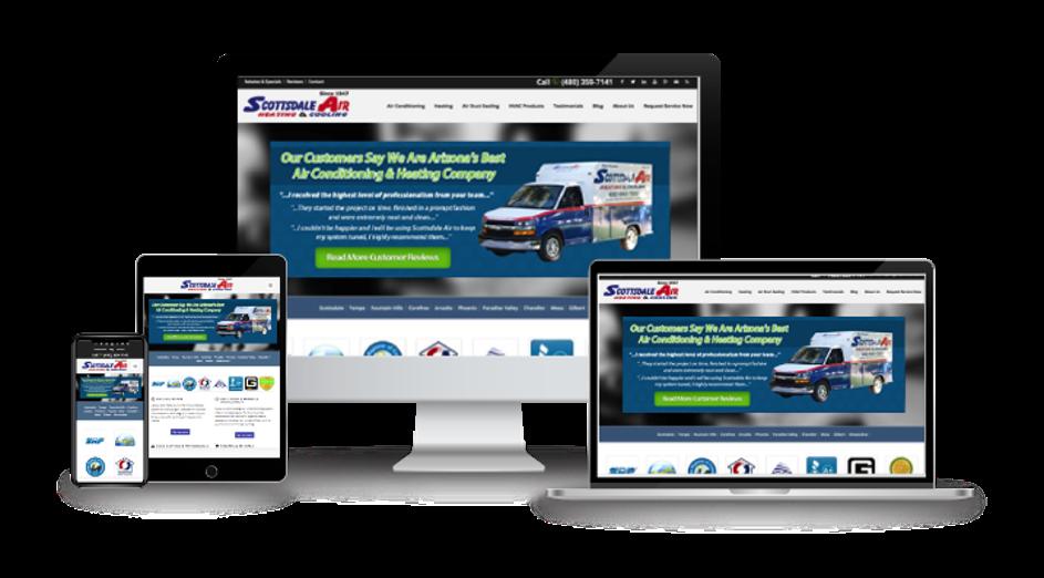 best hvac website for digital marketing