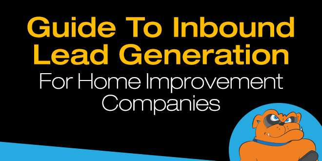 inbound lead generation for contractors