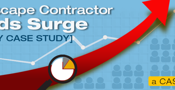 Landscape Contractor Leads Surge [180 Day Case Study]