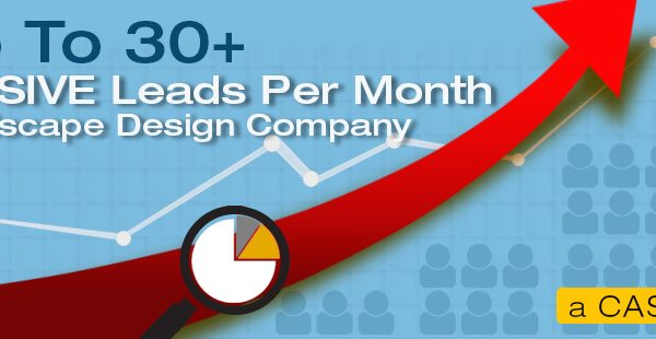 [CASE STUDY] Landscape Design Company Generates 30+ Exclusive Lead Per Month From SEO in Only 180 Days
