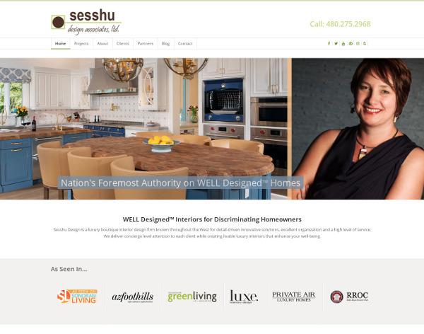 website setup for contractors