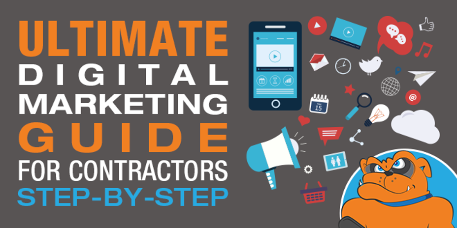 Ultimate Digital Marketing for Contractors Guide (Free Step-By-Step
