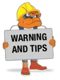 digital marketing warning and tip