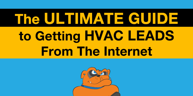 Guide to getting HVAC Leads from the Internet