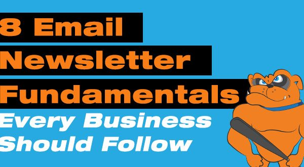 Email Newsletter fundamentals