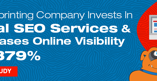 [CASE STUDY] Fingerprinting Company Invests In Local SEO Services & Increases Online Visibility By 379%
