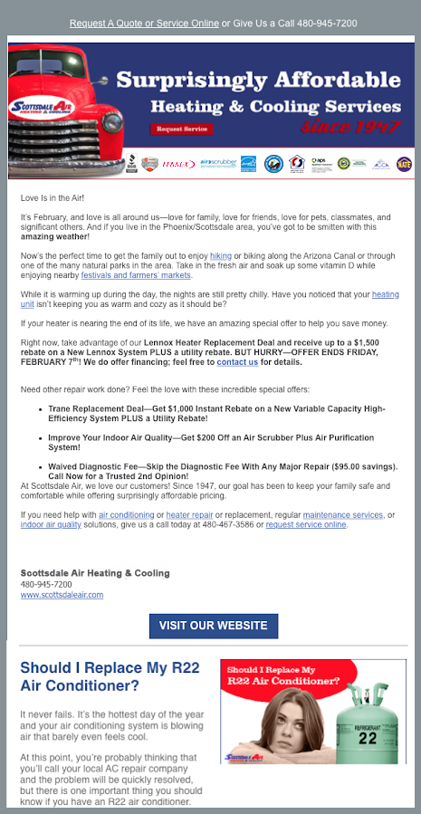 email newsletter marketing strategy